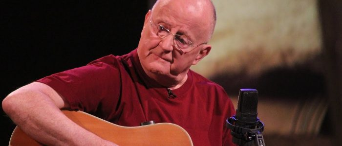 A few words with Christy Moore